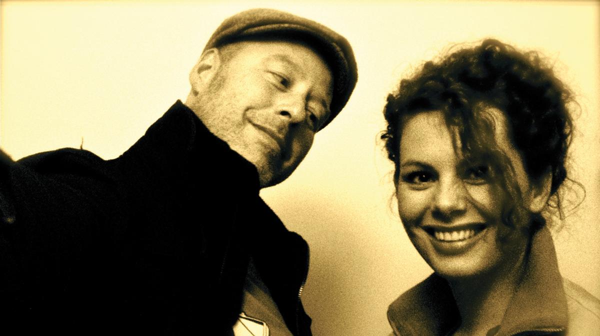 Lisa Kézér & Jaap Berends