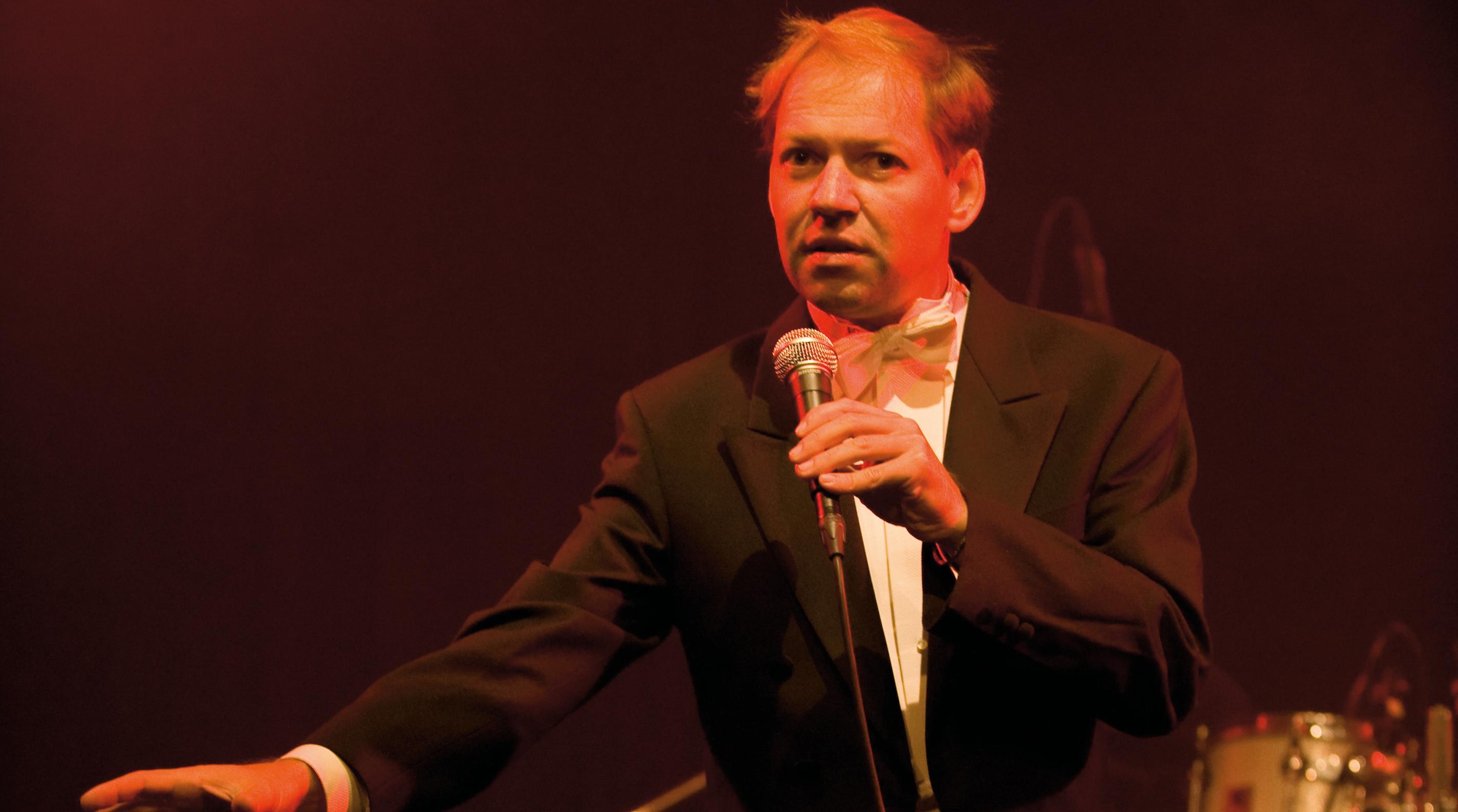 Poetry Slam: Sven Ariaans